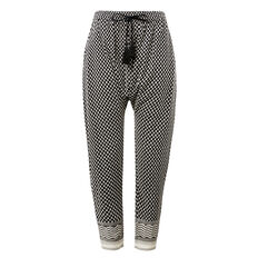 Patterned Harem Pant