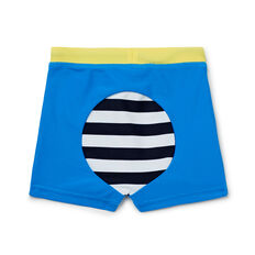 Stripe Bum Swim Short