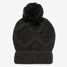 Diamond Knit Beanie