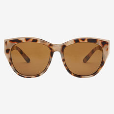 Tort Cats Eye Sunglasses