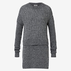 Cable Marle Sweater