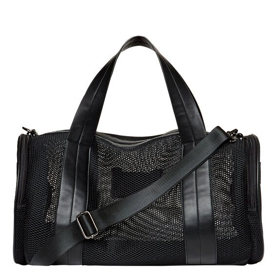 Mesh Duffle Bag