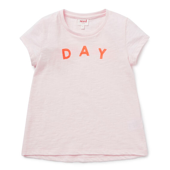 Day Dreamer Tee  ICE PINK  hi-res