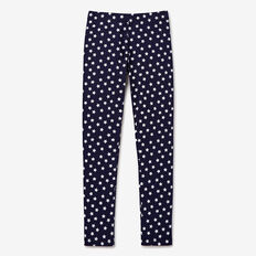 Star Legging  NAVY  hi-res