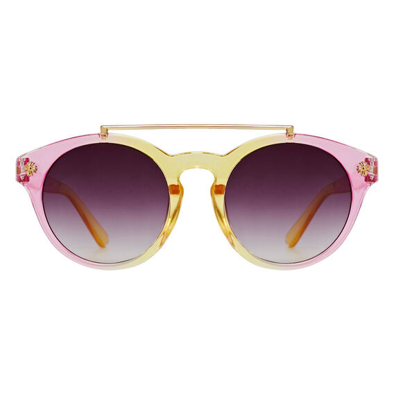 Ombre Top Bar Sunglasses  MULTI  hi-res