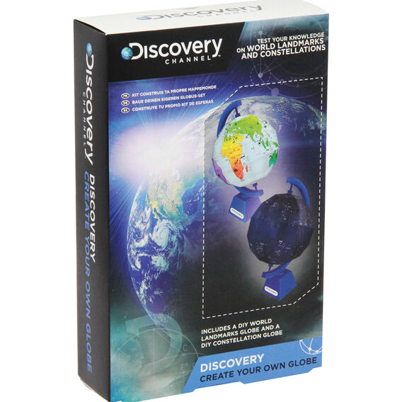 Discovery Channel Globe  MULTI  hi-res