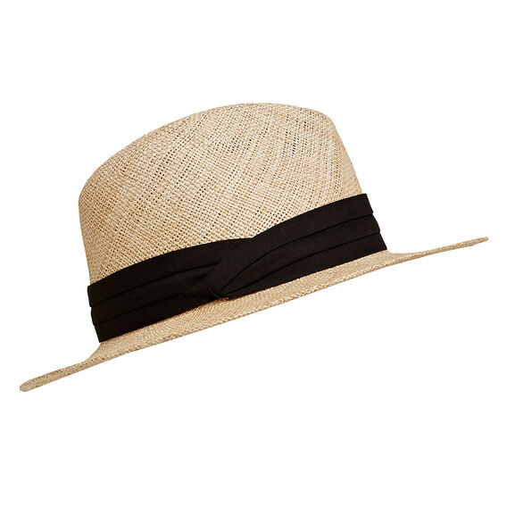Essential Straw Hat  NATURAL  hi-res