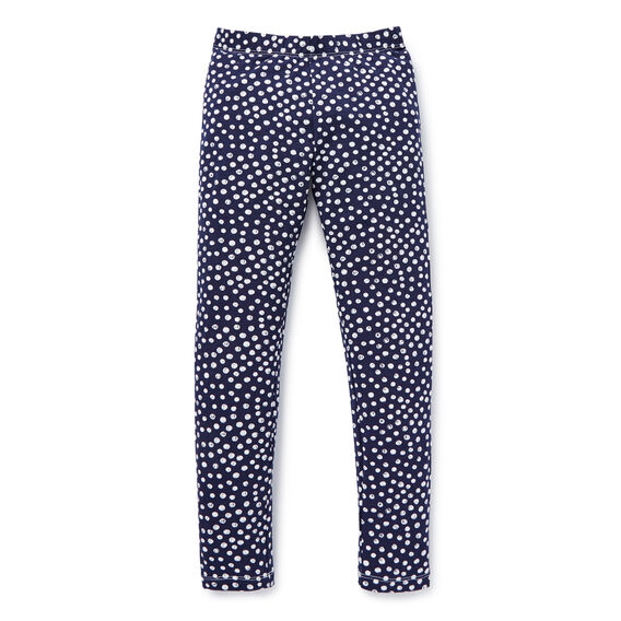 Spot Legging  NAVY  hi-res