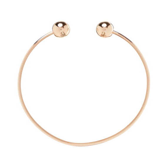 Ball Cuff  ROSE GOLD  hi-res