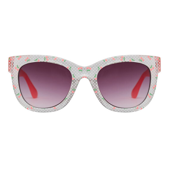Cherry Print Sunglasses  MULTI  hi-res
