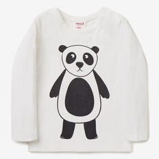 Big Panda Tee  CANVAS  hi-res