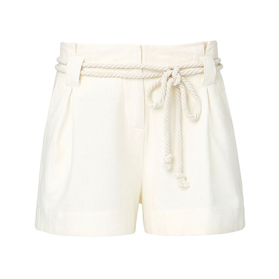 Rope Tie Short  CREAM  hi-res