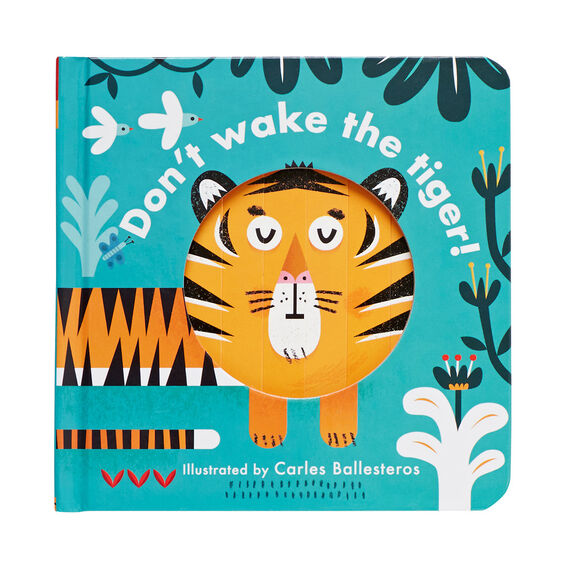 Don't Wake The Tiger Book  MULTI  hi-res