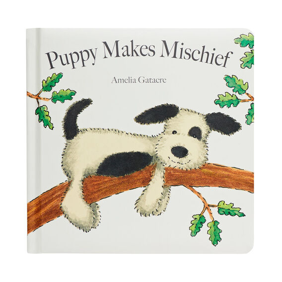Puppy Makes Mischief Book  MULTI  hi-res