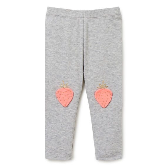 Strawberry Patch Legging  CLOUD  hi-res