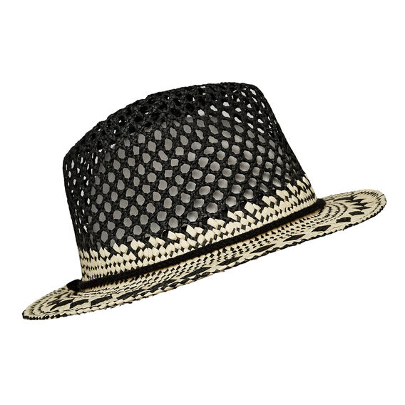 Open Weave Beach Fedora  MULTI  hi-res