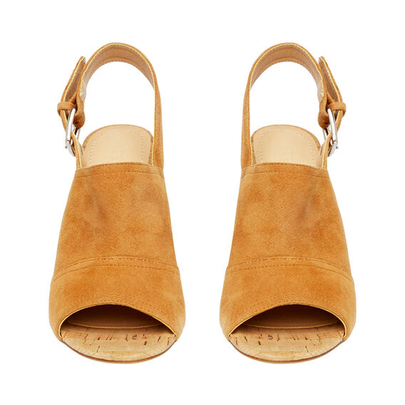 Jodi Mule Sling Back  TAN  hi-res