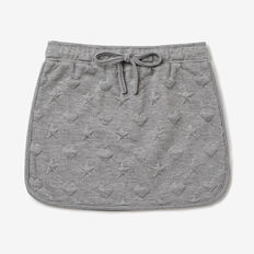 Quilted Skirt  MISTY MARLE  hi-res