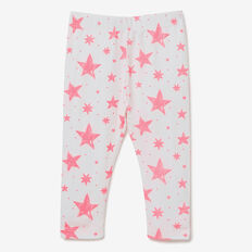 Star Legging  POP PINK  hi-res