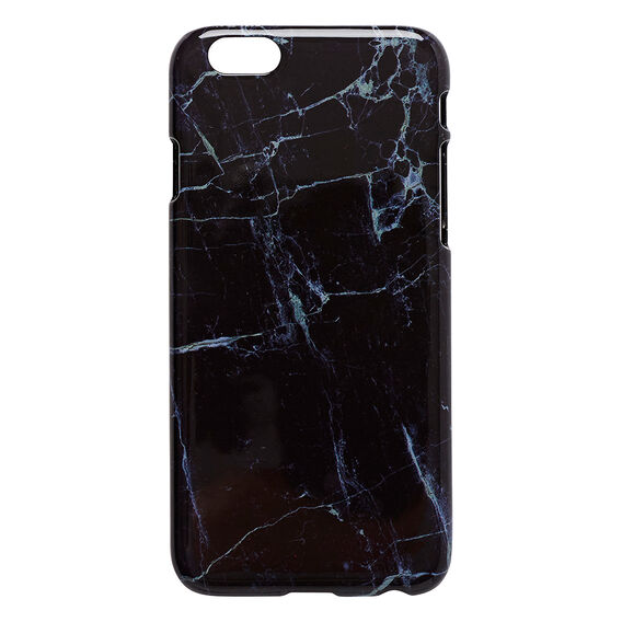 Black Marble Look Phone Case 6  MARBLE  hi-res