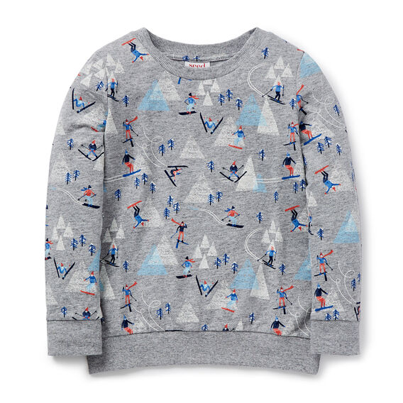 Ski Sweater  PATCHY MARLE  hi-res