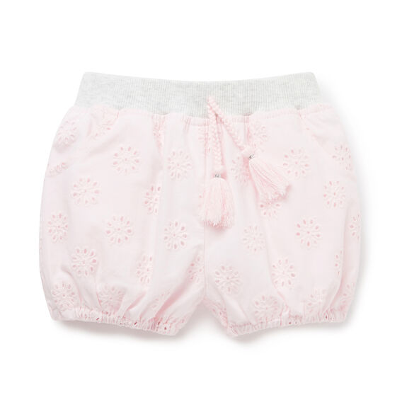 Broderie Shorts  ICE PINK  hi-res