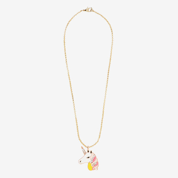 Unicorn Necklace  MULTI  hi-res