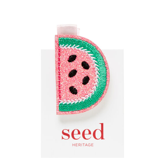 Watermelon Duck Clip  PINK  hi-res