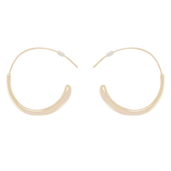 Hoop Earring  GOLD  hi-res