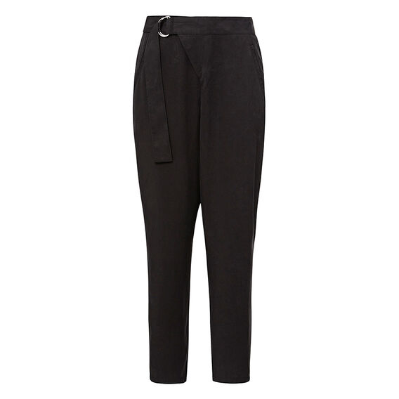 D-Ring Harem Pant  BLACK  hi-res