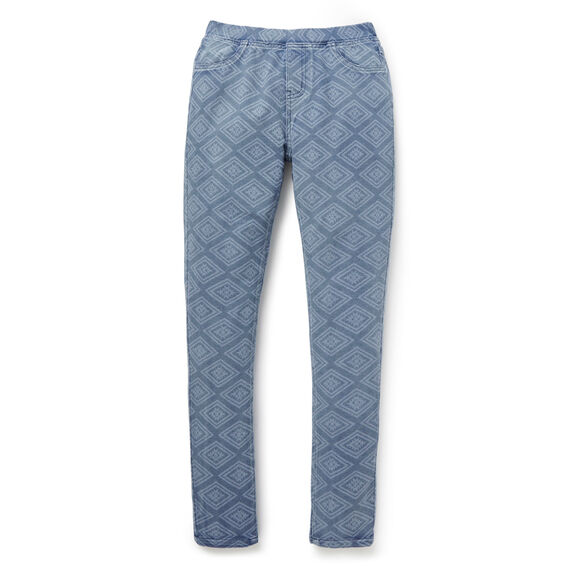 Aztec Stretch Pant  WASHED INDIGO  hi-res