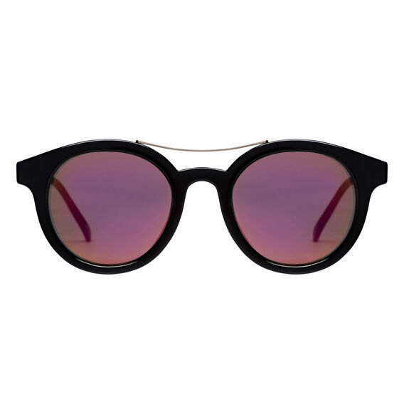 Top Bar Sunglasses  BLACK  hi-res