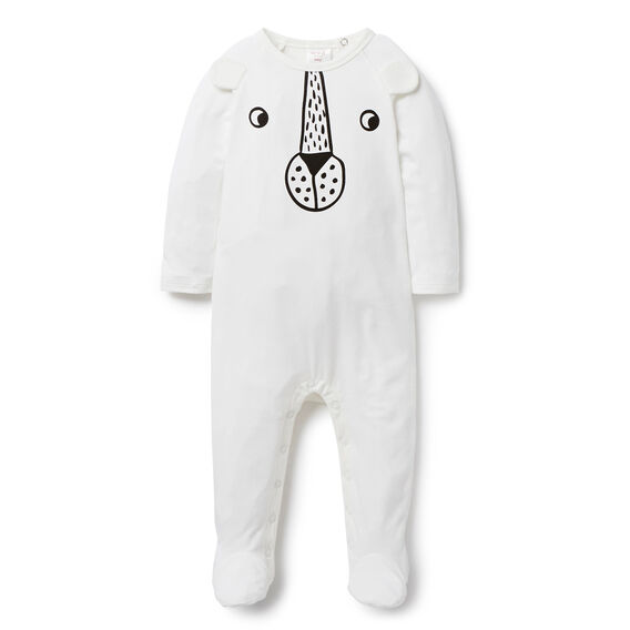 Lion Cub Jumpsuit  CANVAS  hi-res