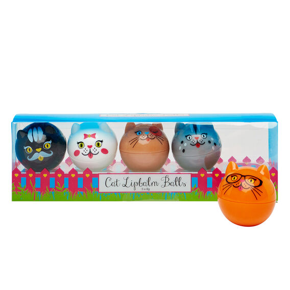 Cat Lip Balm Pack  MULTI  hi-res