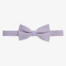 Preppy Stripe Bow Tie  MULTI  hi-res