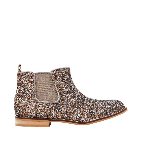 Glitter Gusset Boot  MULTI  hi-res