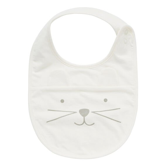 Novelty Ear Bib  CANVAS  hi-res
