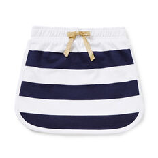 Terry Skirt  NAVY  hi-res