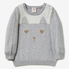 Kitty Sweater  CLOUD  hi-res