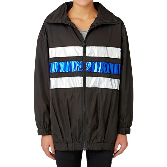 Sport Windbreaker  BLACK  hi-res