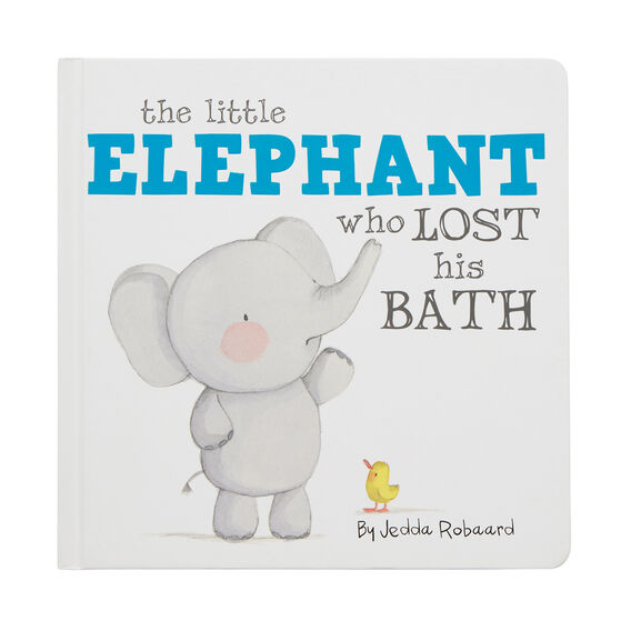 Elephant Who Lost His Bath Book  MULTI  hi-res