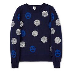 Smiley Spot Sweater  MIDNIGHT  hi-res