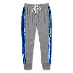 Sequin Panel Trackie  STORMY MARLE  hi-res