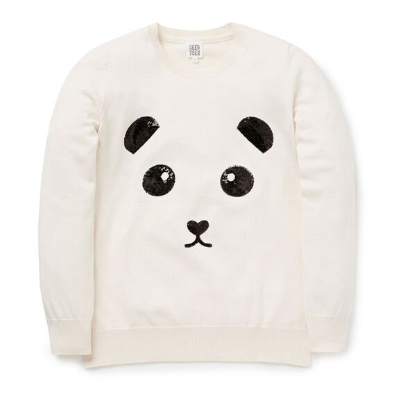 Panda Sweater  VINTAGE CREAM  hi-res