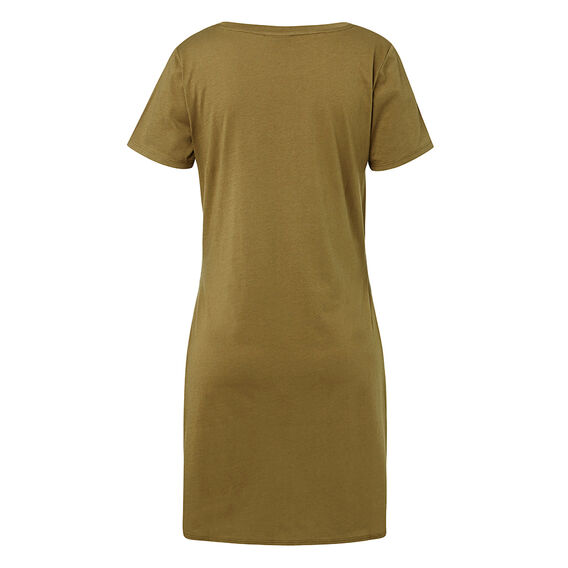 Tunic Tee  OLIVE  hi-res