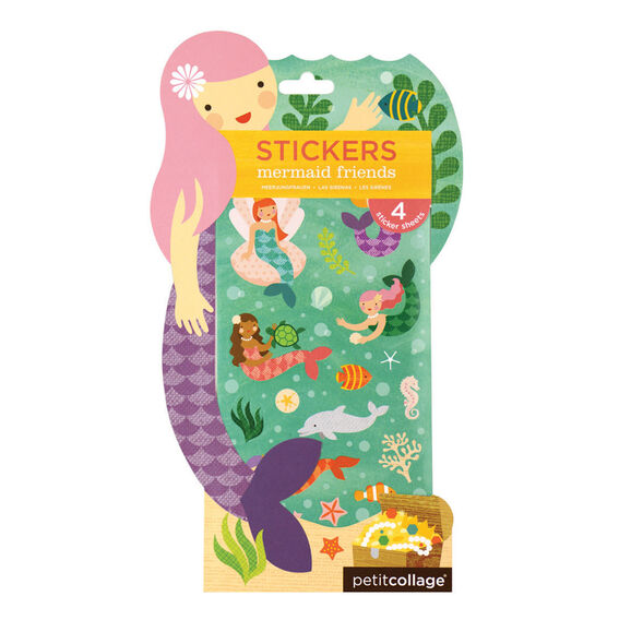 Mermaid Stickers  MULTI  hi-res