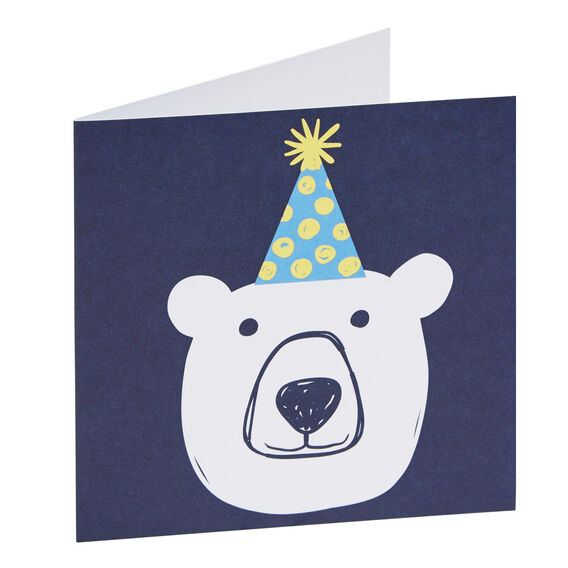 Party Bear Card  MULTI  hi-res
