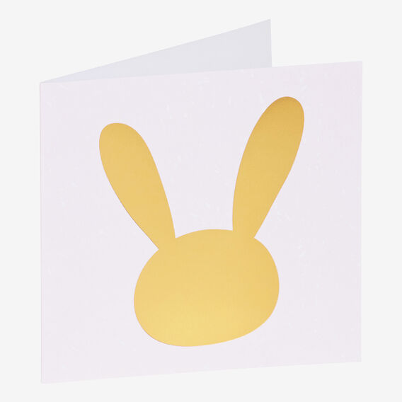 Large Gold Bunny  MULTI  hi-res