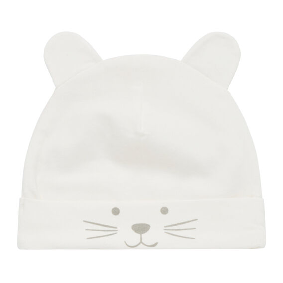 Novelty Ear Beanie  CANVAS  hi-res