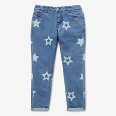 Star Slim Jean  STARLIGHT WASH  hi-res